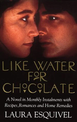 book chocolate like water laura esquivel