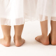 ballerinas girls ballet slippers loved ones