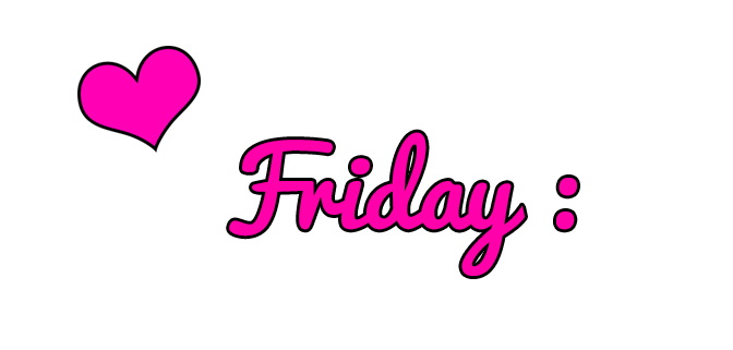 Friday The Ultimate Blog Hop and Linky List