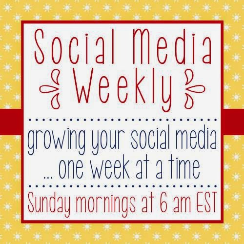 Social Media Weekly graphic