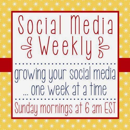 Social Media Weekly graphic