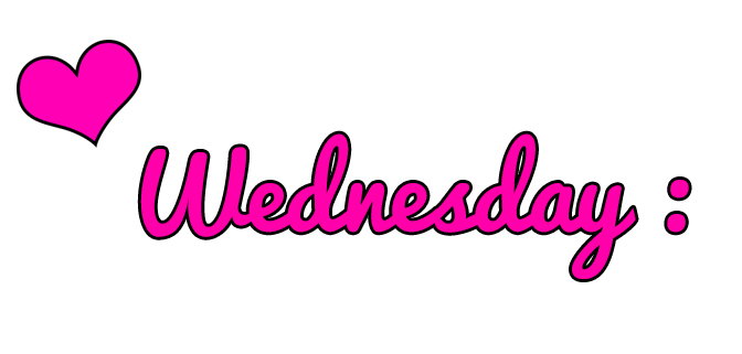 Wednesday The Ultimate Link Party List